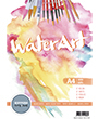 1070 - Aquarel Papier 12 sheets
